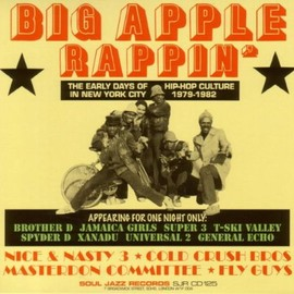 Various Artists - Big Apple Rappin'