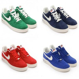 Nike - NIKE AIR FORCE 1 LOW BLAZER INSPIRED PACK