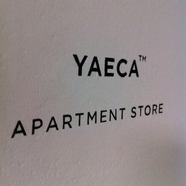中目黒 - YAECA APARTMENT STORE