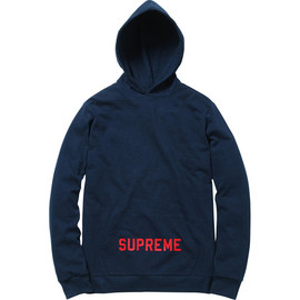 Supreme - Athletic Hooded L/S Tee
