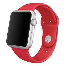 Apple - Apple Watch 42mmケース用(product)REDスポーツバンド