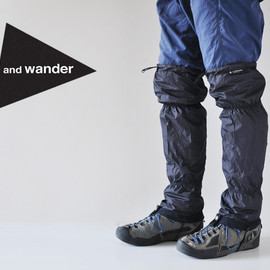 and wander - e-vent long gaiter