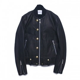 TAKAHIROMIYASHITA The SoloIst - motorcycle jacket type Ⅱ.