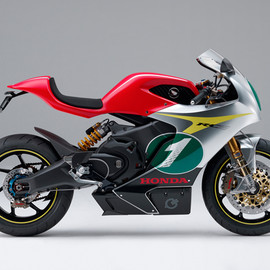 Honda - RC-E Electric Superbike