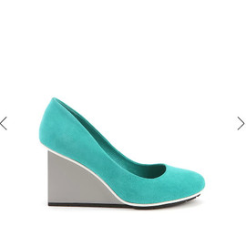 UNITED NUDE - SOLID PUMP HITURQUOISE