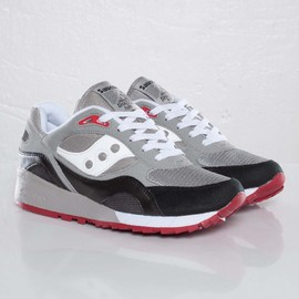 Saucony - Heap Saucony Shadow 6000 Grey Black 70007-60