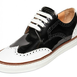 Dsquared - Leather Brogue Sneakers