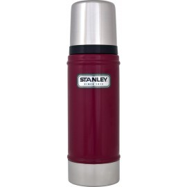 STANLEY - Stanley Classic Thermos 10-01228-004 16 Oz Red Stanley Vacuum Bottle