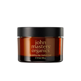 John Masters Organics - styling clay for hair - medium hold
