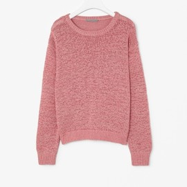 COS - Speckled knit top