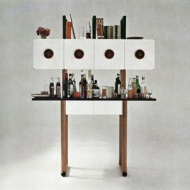 Ettore Sottsass - furniture - 1965,  furniture