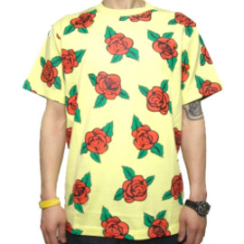 X-Large - S/S Tee / V.I.P. / YELLOW
