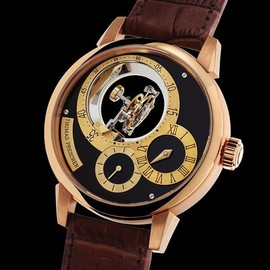 Thomas Prescher - Triple Axis Tourbillon