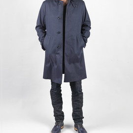 Freemans Sporting Club, Mackintosh, Harris Tweed - Mackintosh for FSC - Raincoat