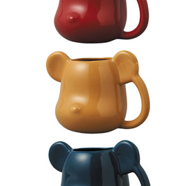 MEDICOM TOY - BE@RBRICK MUG