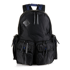 UNDERCOVER - UNDERCOVER x PORTER 2015 Fall/Winter Nylon Backpack