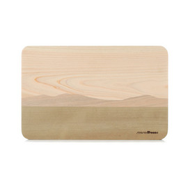more trees - cutting board/ kuramoto jin 倉本仁