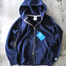 ORCIVAL - FULL ZIP Sweat Parka