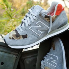 New Balance - BALL AND BUCK × NEW BALANCE US574