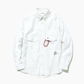 and wander - dry ox shirt (M)