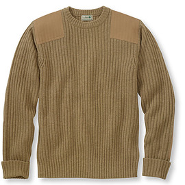 L.L.Bean - Commando Sweater, Crewneck