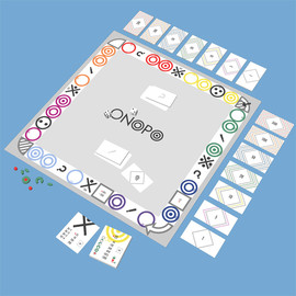 Matthew Hollett - ONOPO - redesigned Monopoly