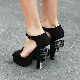 CHANEL - [killer-chanel-shoes]