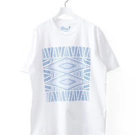 White Mountaineering - BANDANA PRINT T-SHIRT White