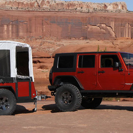 MOPAR Camping Trailers for Jeep