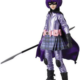 MEDICOM TOY - RAH HIT-GIRL(1作目版)