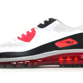 NIKE - AIR MAX 90 2014 LEATHER QS 「LIMITED EDITION for NONFUTURE」