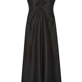 Barbara Casasola - Silk crepe de chine maxi dress