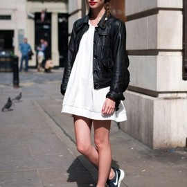 Sneakers style.