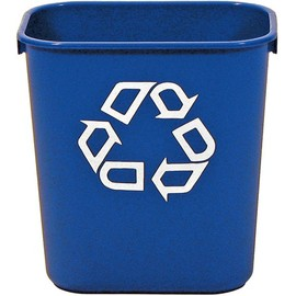 Rubbermaid - Deskside Recycling Container