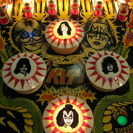 Kiss - Kiss Pinball Machine