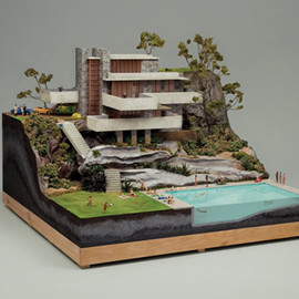 Andrew van der Westhuyzen - A homage to Frank Lloyd Wright