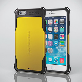 ELECOM - zeroshock iPhone6 case