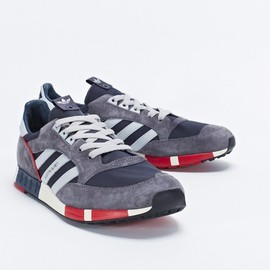 adidas Consortium - Boston Super - Obdisian/Red/White/Grey?