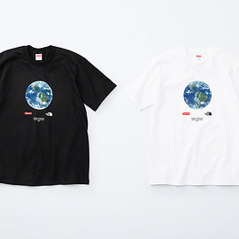 Supreme, THE NORTH FACE - One World Tee