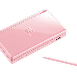 Nintendo - DS lite ノーブルピンク