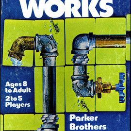 Parker Brothers - WATER WORKS
