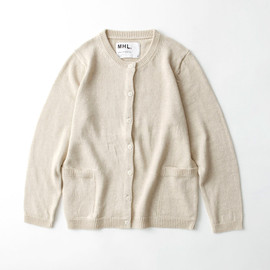 MHL. - NATURAL DYE COTTON LINEN