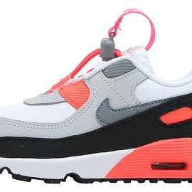 NIKE - Air Max 90 Toggle - White/Cool Grey/Natural Grey