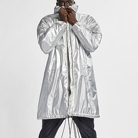 NIKE, FEAR OF GOD - Men's Parka