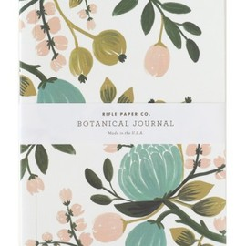 Rifle Paper co. - Canary Botanical Soft Journal