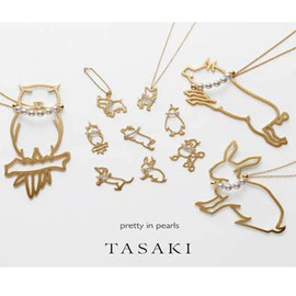 TASAKI - TASAKI pretty in pearls