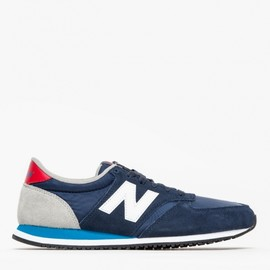 New Balance - 420 in Navy/Red