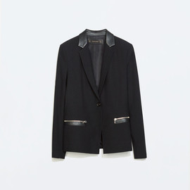 ZARA - LIGHT WOOL BLAZER