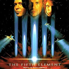 Luc Besson - The Fifth Element