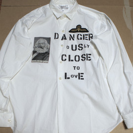 peel&lift - DCTL shirts white